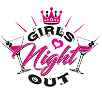 Junggesellinnenabschied Motiv - Girls night out